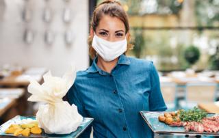Nuovo DPCM i ristoranti possono svolgere servizio mensa