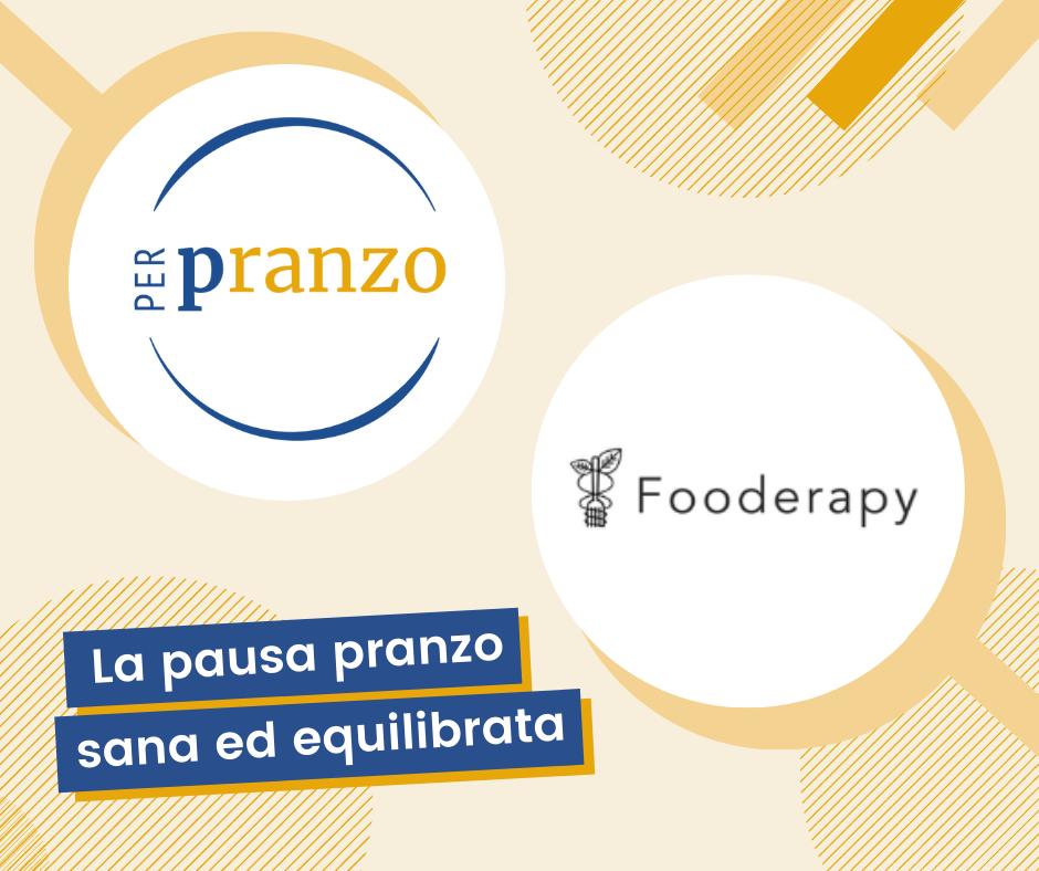 PerPranzo e Fooderapy